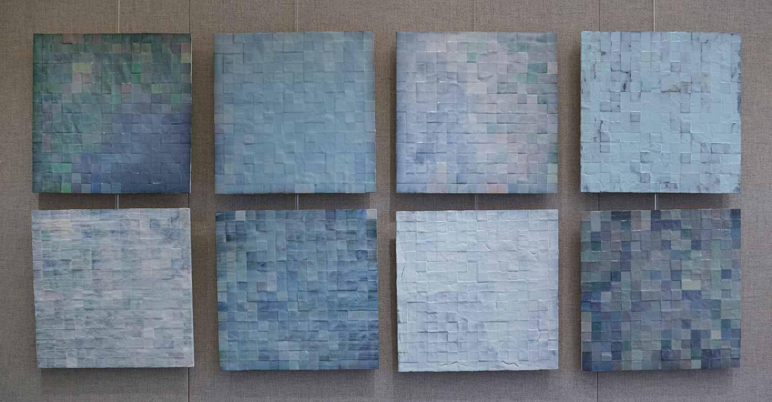 Maps - 8 panels -16x16